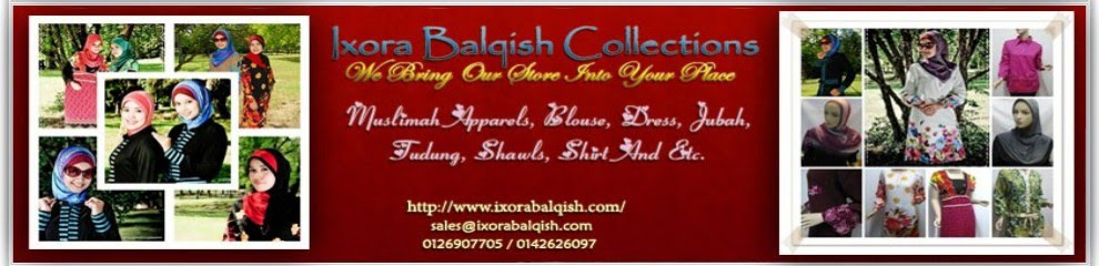 Ixora Balqish Collections