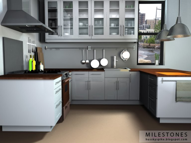 Shaped Kitchen Designs Idea Rexyness