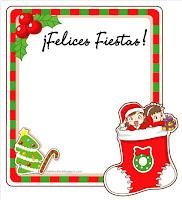 tarjetas de navidad para imprimir gratis