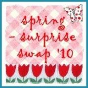 Dutch Sisters Spring Surprise Swap 2010