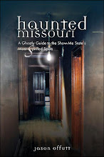 "Get Jason Offutt's ""Haunted Missouri"""