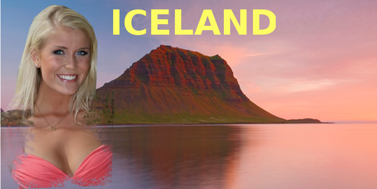 Iceland Warm inside love friendship