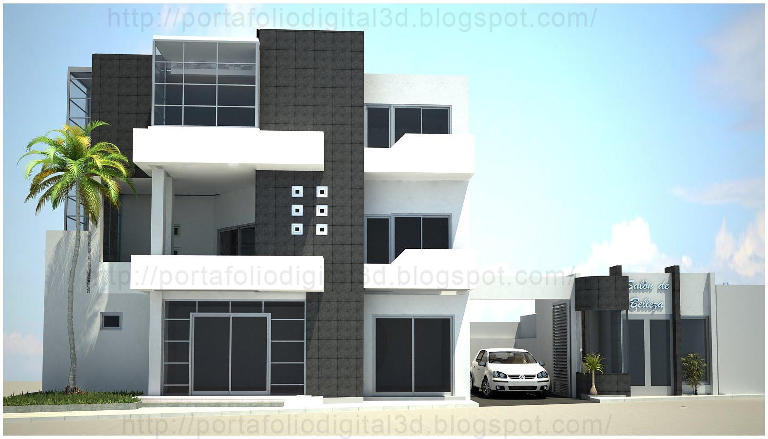 Proyectos arquitectonicos y dise o 3 d 11 18 09 for Proyectos casas minimalistas