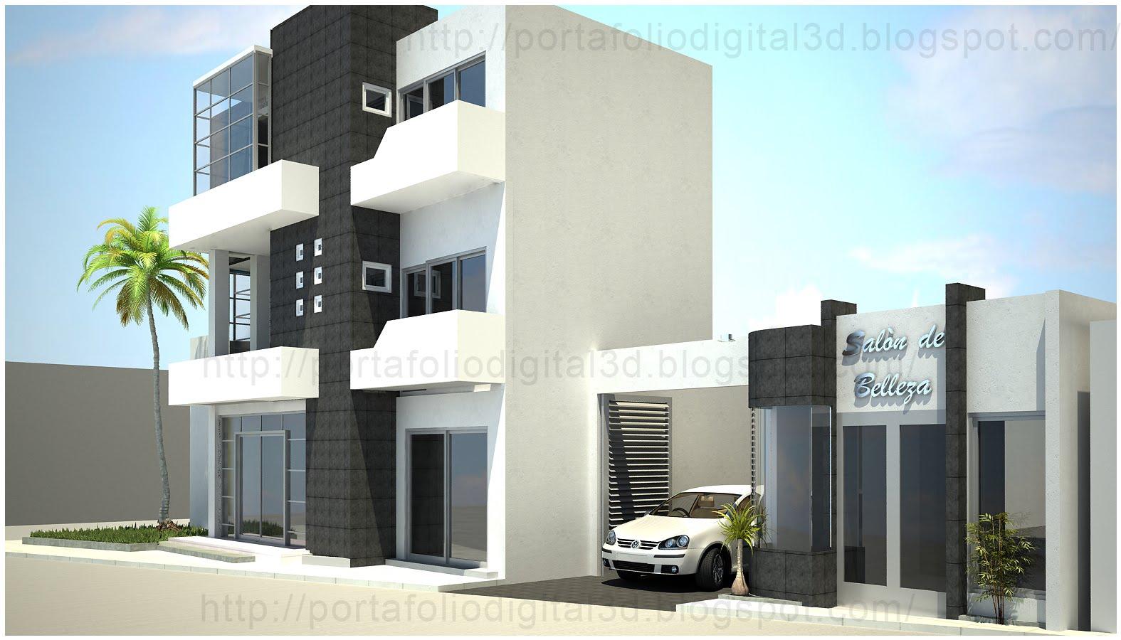 Proyectos arquitectonicos y dise o 3 d locales for Diseno locales comerciales