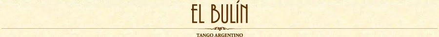 El Bulín - Argentine Tango Studio in Seoul, Korea