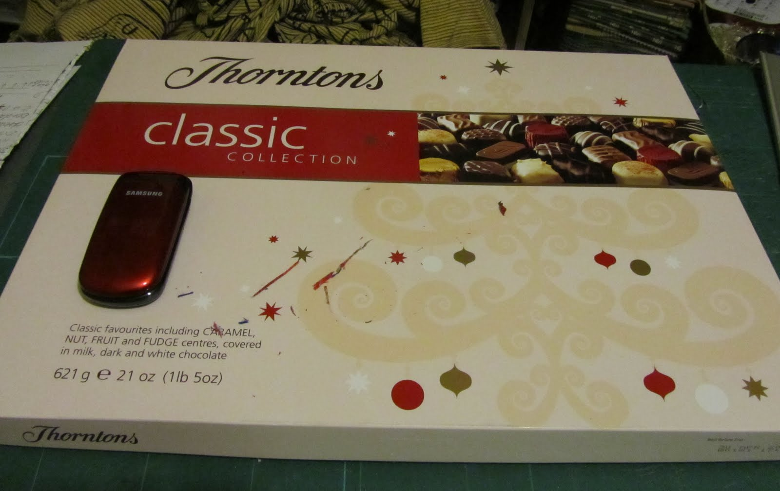 Thorntons Chocolates Tesco