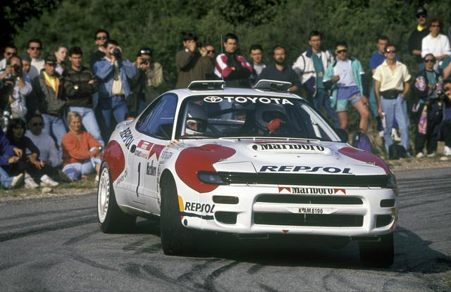 the hyppy a rally blog the history of the world rally championship 1992. Black Bedroom Furniture Sets. Home Design Ideas