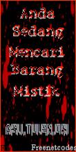 Barang Mistik
