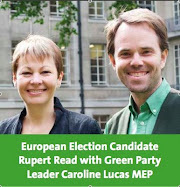 RR and Caroline Lucas MEP