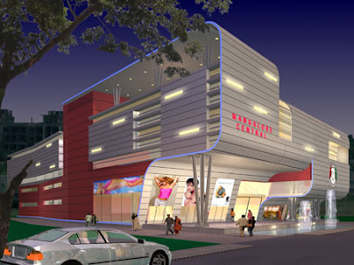 Mangalore Central Jyothi A High End Retail Mall