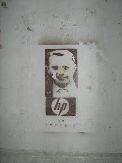 Heweltt Packard HP ¡Presentes con Uribe!