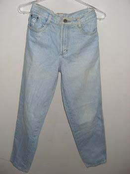 Calça jeans Lee Vintage modelo fora de fabricaçao n. 38. Imperdivel