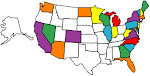States Left to Visit