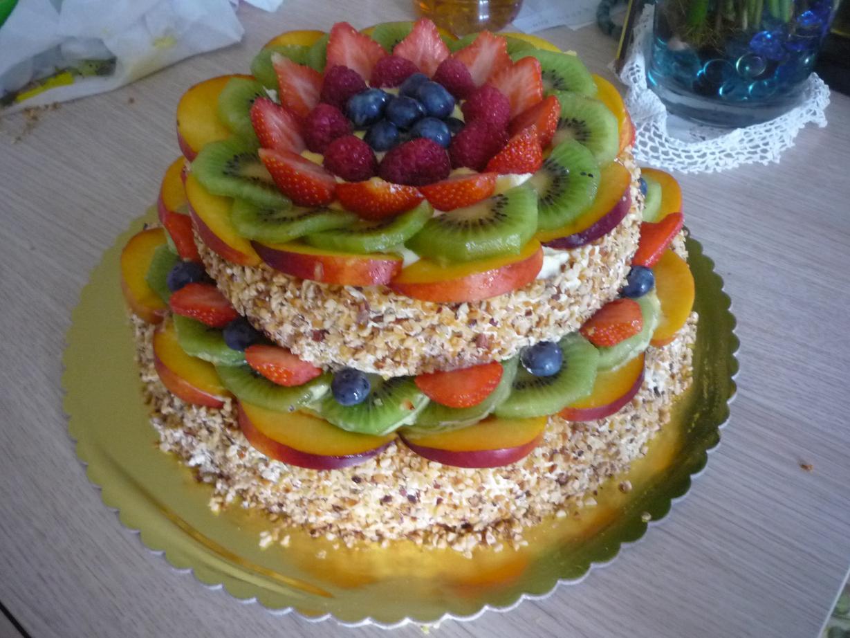Torte Nuziali Con Frutta Fresca Una Raccolta Di Tutte Le