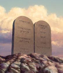 Le sacre scritture - Le tavole della legge ...