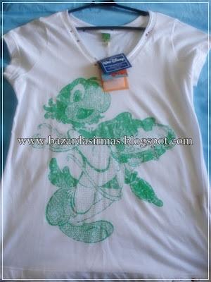 Camiseta ZE CARIOCA -FARM tam G R 70 0002e018a0434