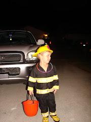 My Lil Fireman