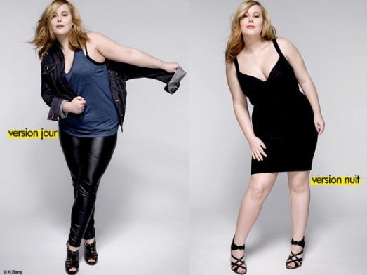 Mutton's guide to fashion: Elle's big girls