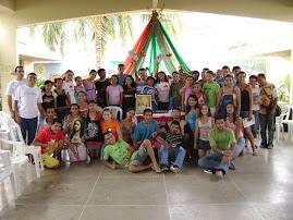 Seminario com a juventude de Itapajé