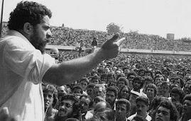 Lula na Greve geral