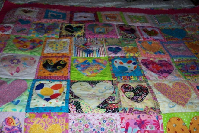 Beca&#39;s quilt