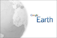 Google Earth 4 Splash screen