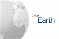 Google Earth 4 Splash screen