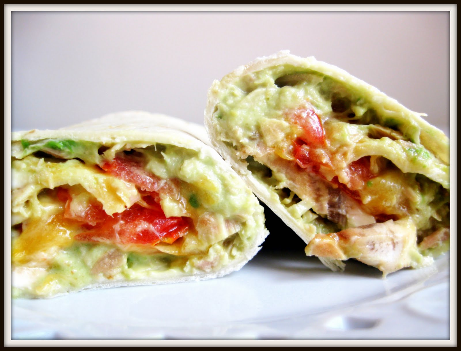 Whisk and A Prayer: Tuna Melt Wraps with Avocado