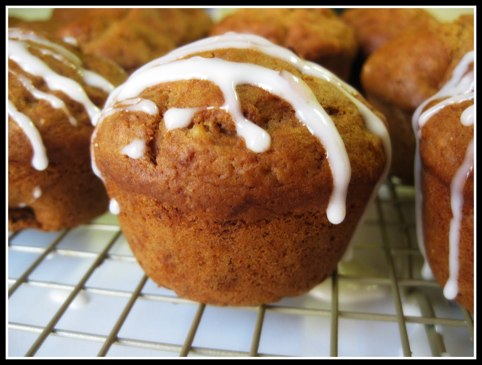 A Whisk and A Prayer: Vegan Acorn Squash Muffins