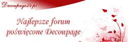 Najlepsze forum poświęcone decoupage