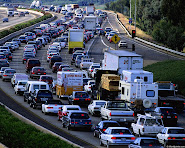 Traffic plagues American commutes