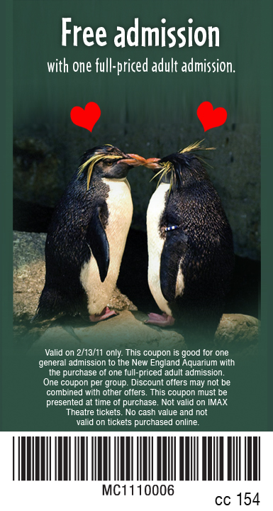 New england aquarium discount coupons