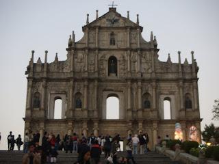 travel, The Church Ruins