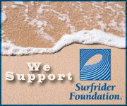 surfrider: Good Cause, Bad Dropshadow Effect
