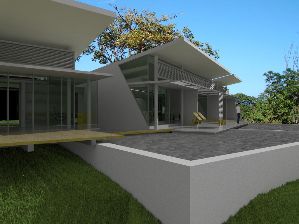 arquitectura carlos vega: Taller de Arquitectura Tropical, I proyecto ...