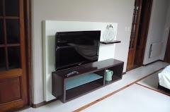 Mueble para TV + DVD