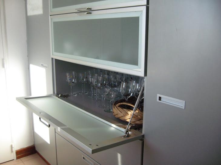 Detalle Cocina Aluminio