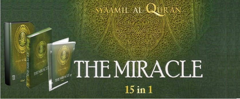 Syamil Al-Qur'an The Miracle 15 Dalam 1