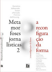 "Livro ""Metamorfoses Jornalsticas 2"""