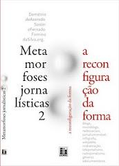 """Livro """"Metamorfoses Jornalísticas 2"""""""