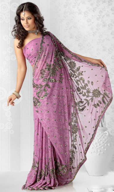 2011 Bridal Collections, Sleeveless Dresses & Sarees for Brides