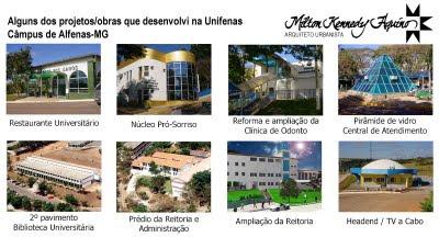 Campus Unifenas - Universidade José do Rosário Velano