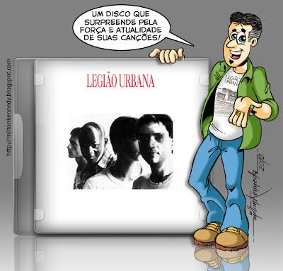 Legião Urbana - Milton Kennedy