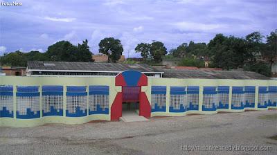 Unifenas BH Campus 2 projeto do muro