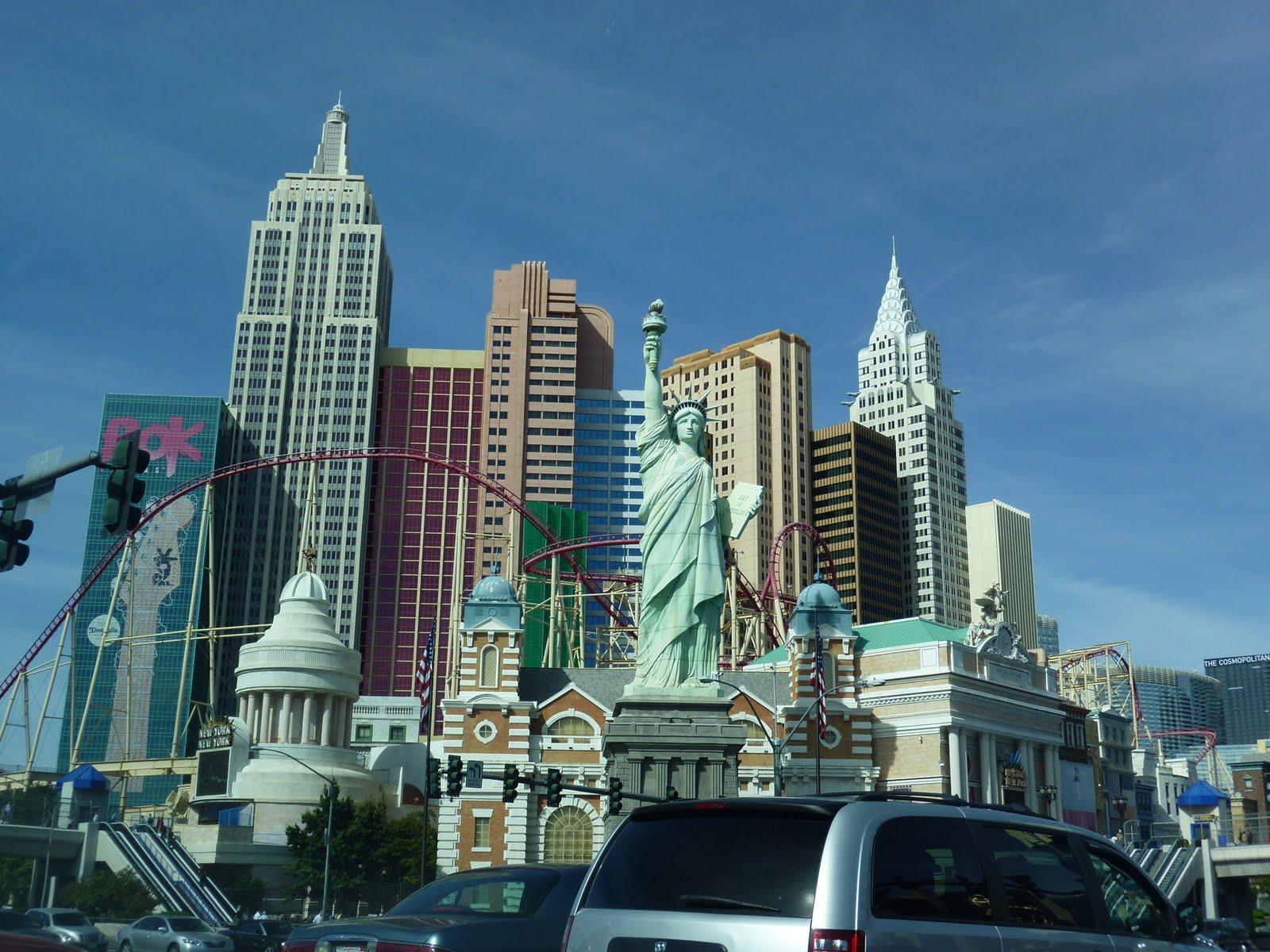 On The Road Again Las Vegas And Cirque Du Soleil