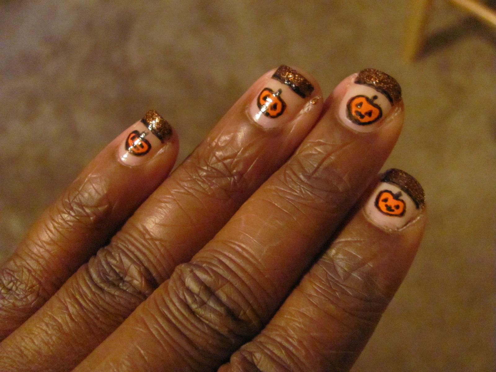 Nail Art Idea Geeky Nail Art Ideas