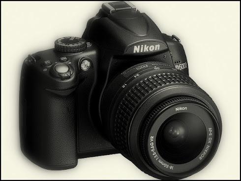Camara Nikon Reflex Digital D5000