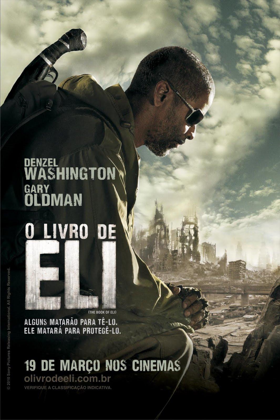 Dicas do Duda: Filme: O Livro de Eli