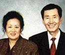 Rev. Hoo Sun Kim e Esposa Sook Ja Shim