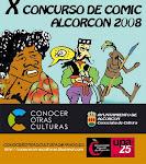 CONCURSO DE COMIC 2008